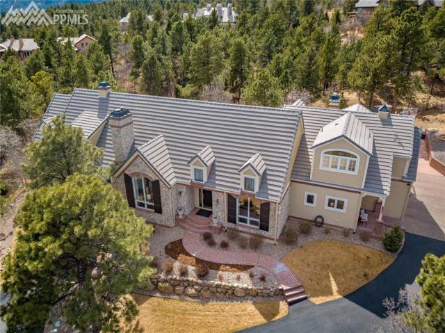 2005 Fox Mountain Point, Colorado Springs, CO 80906 (#8045386) :: The Treasure Davis Team