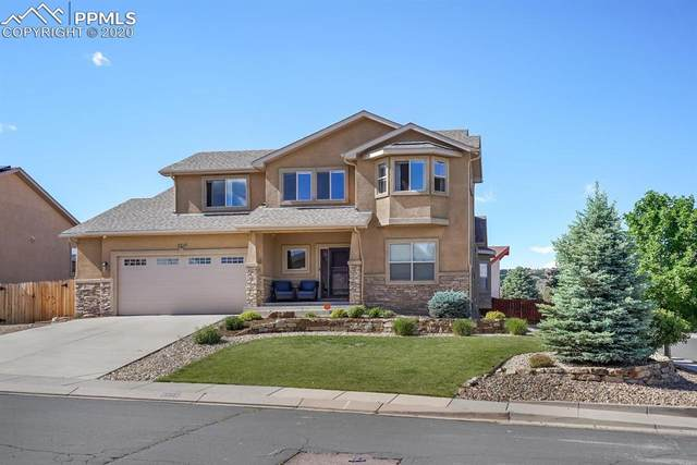 2210 Yankton Place, Colorado Springs, CO 80919 (#8047312) :: Tommy Daly Home Team