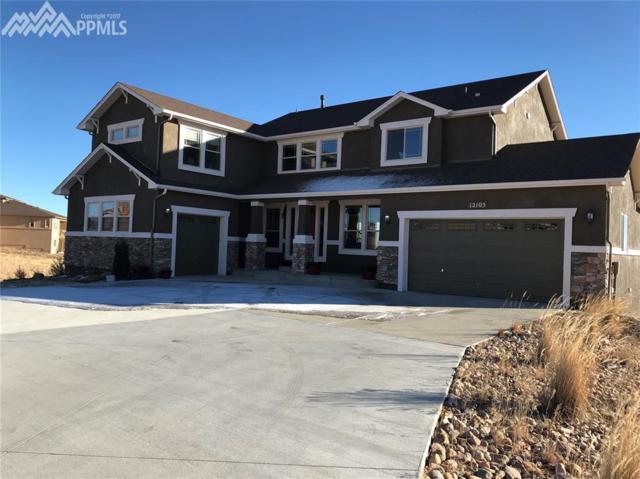 12105 Antlers Ridge Drive, Peyton, CO 80831 (#8052376) :: 8z Real Estate