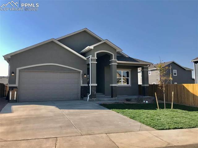 10931 Tarbell Drive, Colorado Springs, CO 80925 (#8063090) :: Tommy Daly Home Team