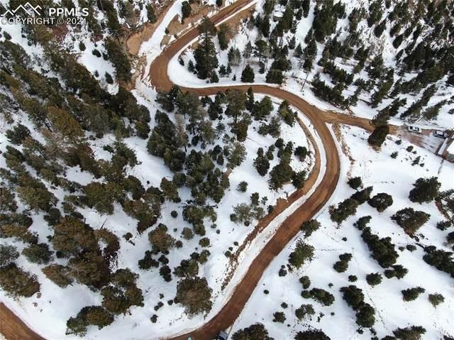 164 Palmer Trail, Manitou Springs, CO 80829 (#8068059) :: Dream Big Home Team   Keller Williams