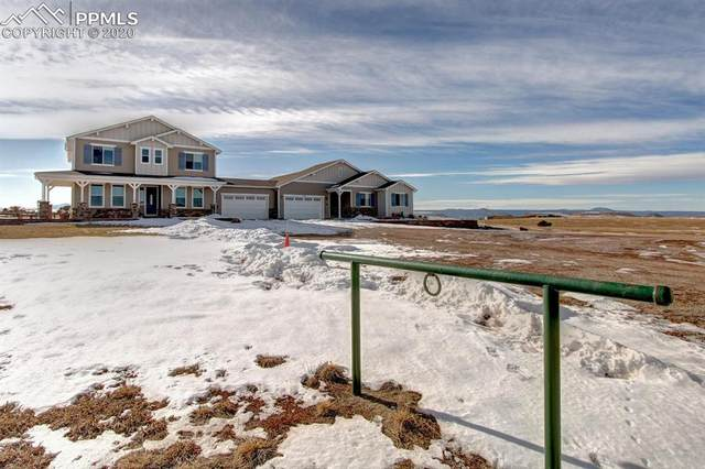 7714 E Greenland Road, Franktown, CO 80116 (#8069459) :: CC Signature Group