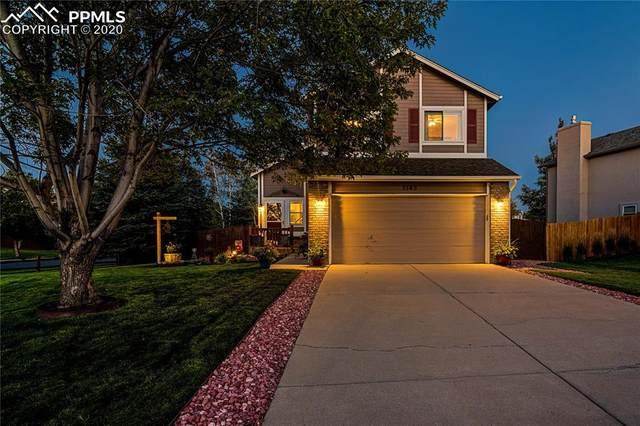3145 Haystack Drive, Colorado Springs, CO 80922 (#8071825) :: Finch & Gable Real Estate Co.