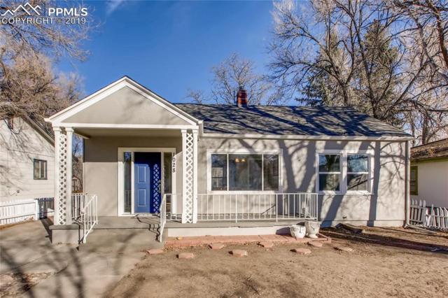 1028 E Vermijo Avenue, Colorado Springs, CO 80903 (#8074382) :: The Peak Properties Group