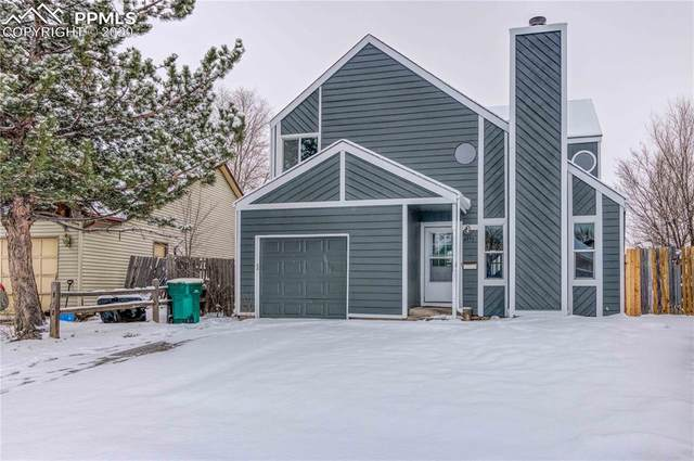 4571 Sunnyhill Drive, Colorado Springs, CO 80916 (#8076320) :: Jason Daniels & Associates at RE/MAX Millennium