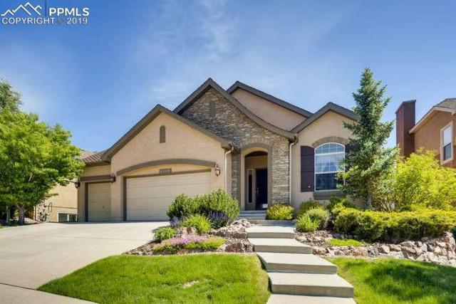 2226 Diamond Creek Drive, Colorado Springs, CO 80921 (#8077008) :: The Hunstiger Team