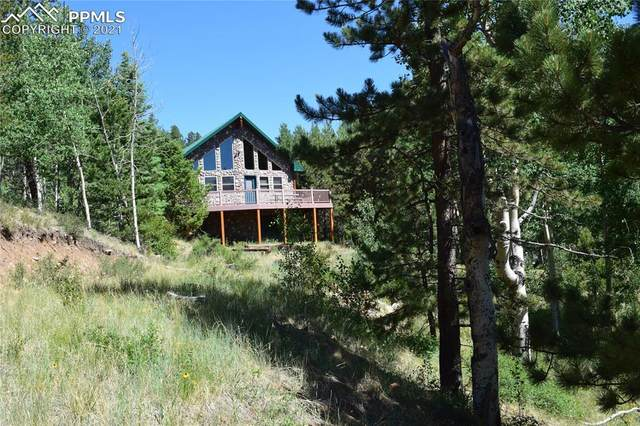 23000 County Road 67, Victor, CO 80860 (#8077814) :: HomeSmart