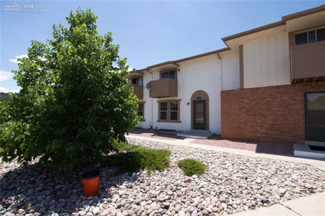 1275 Willow Bend Circle C, Colorado Springs, CO 80918 (#8078190) :: RE/MAX Advantage