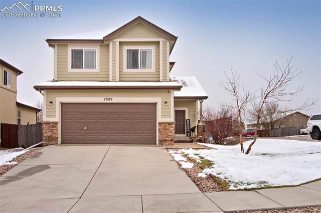 7889 Steward Lane, Colorado Springs, CO 80922 (#8078854) :: The Harling Team @ HomeSmart