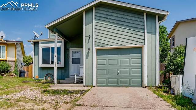 3425 Briarknoll Drive, Colorado Springs, CO 80916 (#8080549) :: Action Team Realty