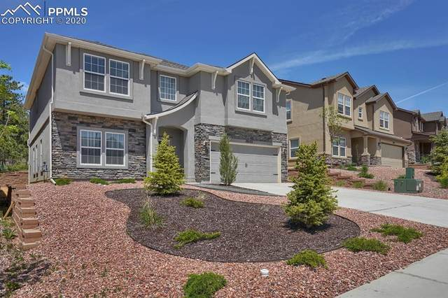 19533 Lindenmere Drive, Monument, CO 80132 (#8080593) :: The Daniels Team