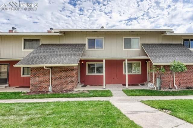 258 W Rockrimmon Boulevard D, Colorado Springs, CO 80919 (#8083894) :: Finch & Gable Real Estate Co.