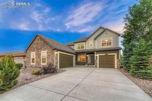 9290 Sky King Drive, Colorado Springs, CO 80924 (#8086154) :: Fisk Team, RE/MAX Properties, Inc.