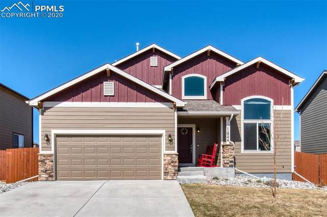 11944 Eagle Crest Court, Peyton, CO 80831 (#8086188) :: Venterra Real Estate LLC