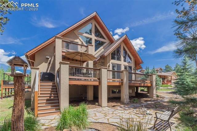1025 Parkway Lane, Woodland Park, CO 80863 (#8090104) :: CC Signature Group