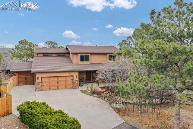 4961 Cliff Point Circle, Colorado Springs, CO 80919 (#8090126) :: Tommy Daly Home Team