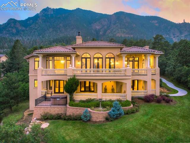 4155 Stone Manor Heights, Colorado Springs, CO 80906 (#8092679) :: CC Signature Group