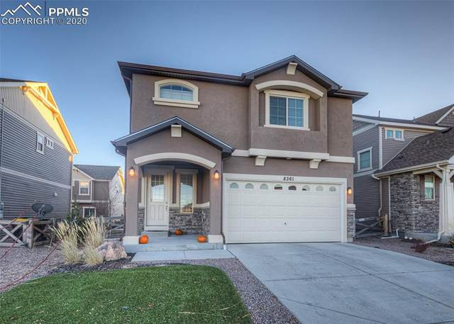 8361 Colorado Spruce Lane, Colorado Springs, CO 80927 (#8098508) :: Finch & Gable Real Estate Co.