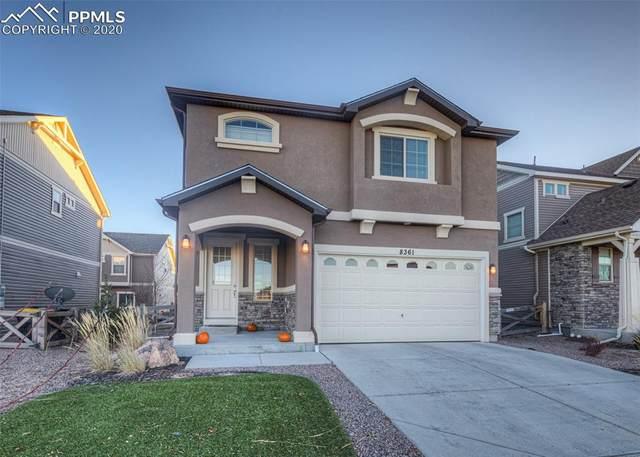 8361 Colorado Spruce Lane, Colorado Springs, CO 80927 (#8098508) :: 8z Real Estate