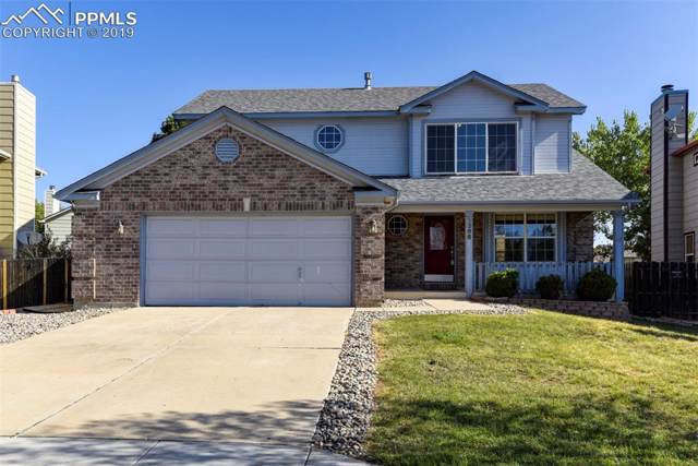 1366 S Canoe Creek Drive, Colorado Springs, CO 80906 (#8101694) :: The Treasure Davis Team