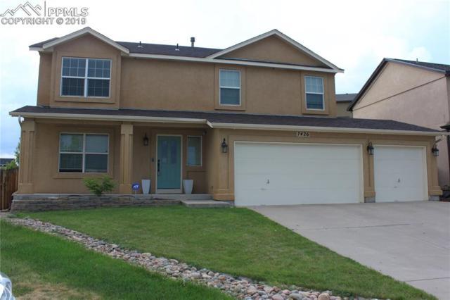 7426 Klipspringer Drive, Colorado Springs, CO 80922 (#8103365) :: The Kibler Group