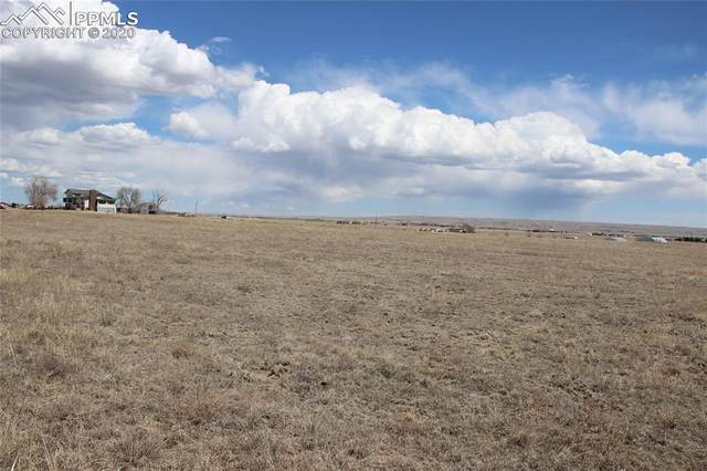 0 Log Road, Calhan, CO 80808 (#8104128) :: Finch & Gable Real Estate Co.