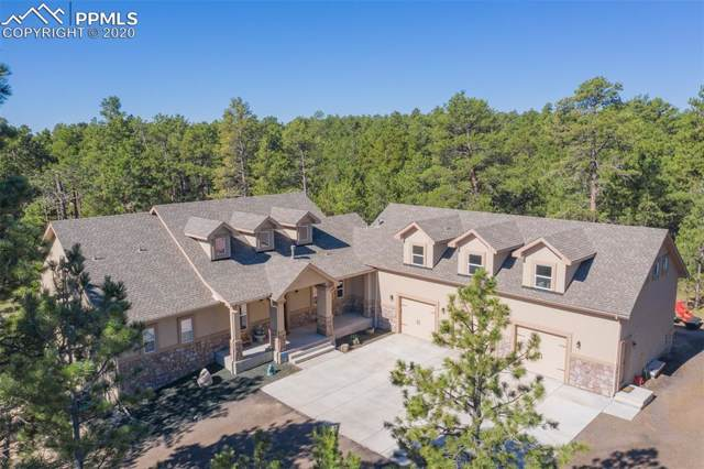 14250 Delwood Drive, Elbert, CO 80106 (#8105831) :: The Kibler Group