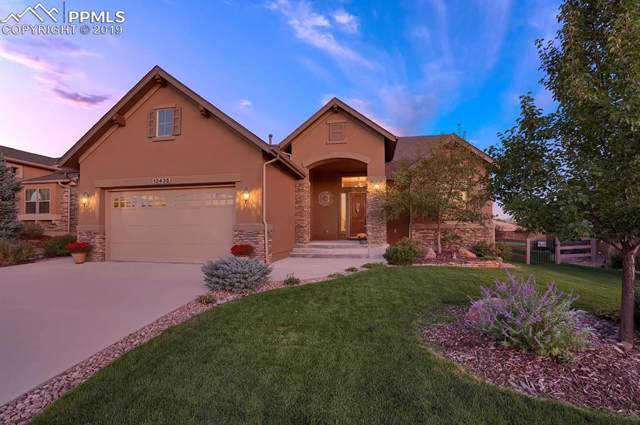 13435 Cedarville Way, Colorado Springs, CO 80921 (#8109226) :: The Treasure Davis Team