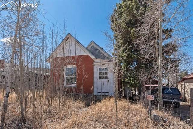 532 E Eaton Avenue, Cripple Creek, CO 80813 (#8111873) :: The Artisan Group at Keller Williams Premier Realty