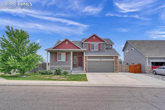 6307 Marilee Way, Colorado Springs, CO 80911 (#8112161) :: The Kibler Group