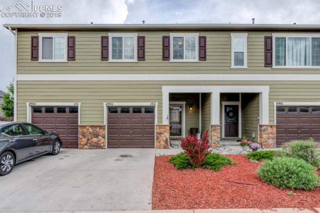 4901 Painted Sky View #102, Colorado Springs, CO 80916 (#8113245) :: The Daniels Team