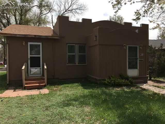 1229 N El Paso Street, Colorado Springs, CO 80903 (#8114940) :: The Harling Team @ HomeSmart