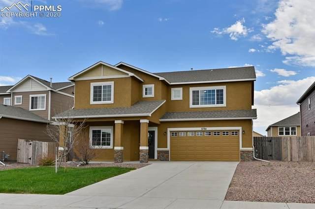 3794 Saguaro Circle, Colorado Springs, CO 80925 (#8115092) :: The Treasure Davis Team