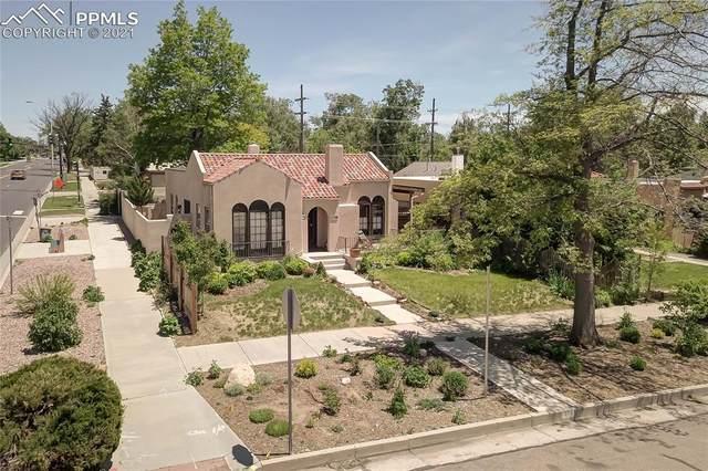 331 N Logan Street, Colorado Springs, CO 80909 (#8117414) :: Dream Big Home Team | Keller Williams