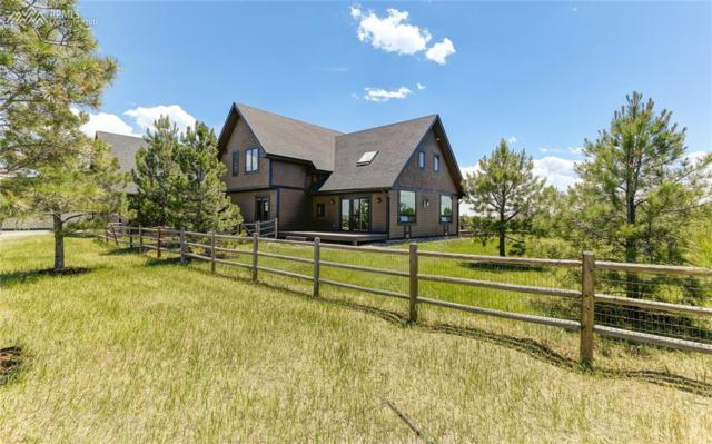 24745 Ben Kelly Road, Elbert, CO 80106 (#8121862) :: 8z Real Estate