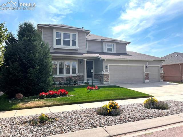 5765 Whiskey River Drive, Colorado Springs, CO 80923 (#8122487) :: CC Signature Group
