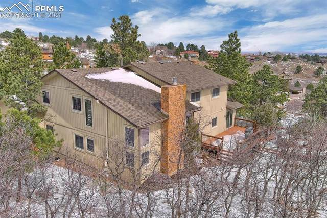 1435 Oak Hills Drive, Colorado Springs, CO 80919 (#8123887) :: Finch & Gable Real Estate Co.