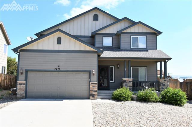 7270 Araia Drive, Fountain, CO 80817 (#8125067) :: Jason Daniels & Associates at RE/MAX Millennium