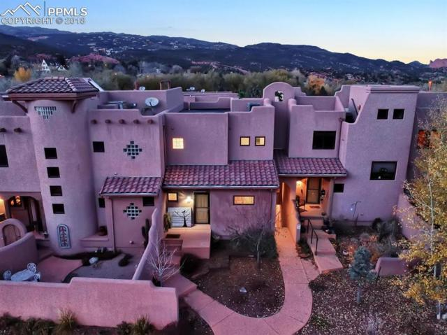 27 Crystal Park Road, Manitou Springs, CO 80829 (#8125410) :: Action Team Realty