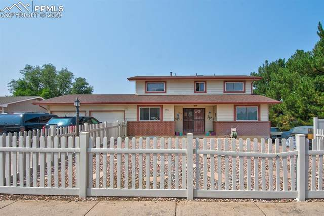 3910 Allgood Drive, Colorado Springs, CO 80910 (#8126550) :: The Treasure Davis Team
