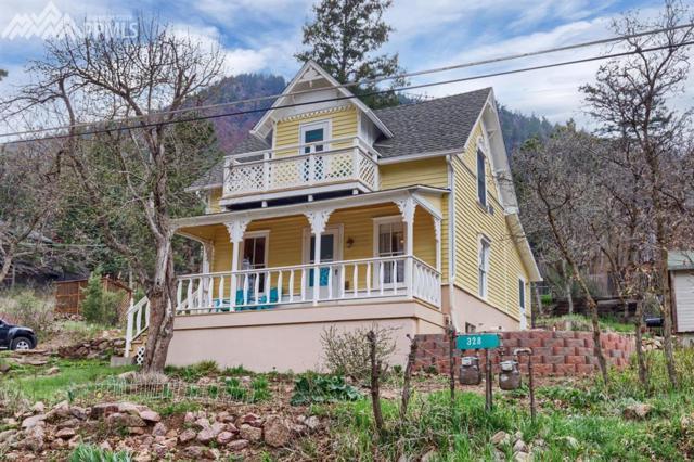 328 Largo Avenue, Palmer Lake, CO 80133 (#8128327) :: Colorado Home Finder Realty
