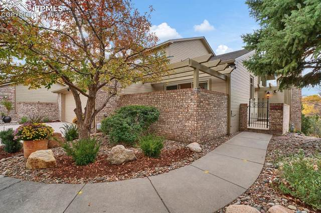 2838 Tenderfoot Hill Street, Colorado Springs, CO 80906 (#8129296) :: The Kibler Group