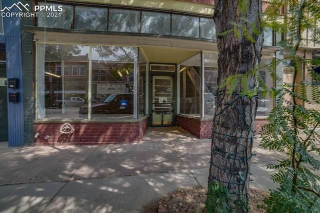 122 W Main Street, Florence, CO 81266 (#8129446) :: You 1st Realty