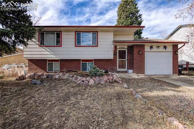 2080 Poteae Circle, Colorado Springs, CO 80915 (#8133050) :: The Treasure Davis Team