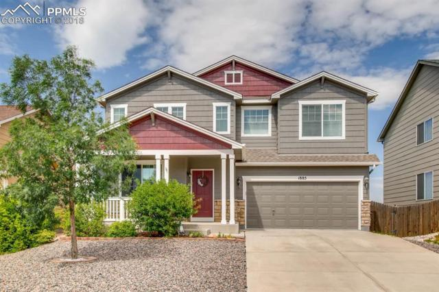 1885 Bucolo Avenue, Colorado Springs, CO 80951 (#8133371) :: Jason Daniels & Associates at RE/MAX Millennium