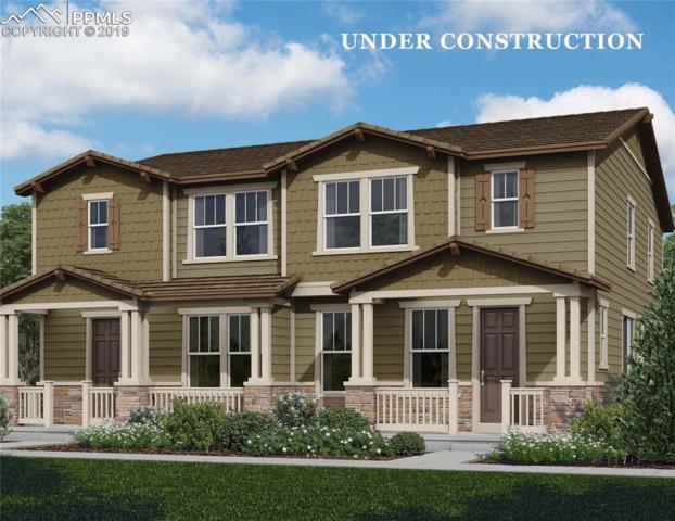 3356 Ireland Moss Street, Castle Rock, CO 80109 (#8134637) :: 8z Real Estate
