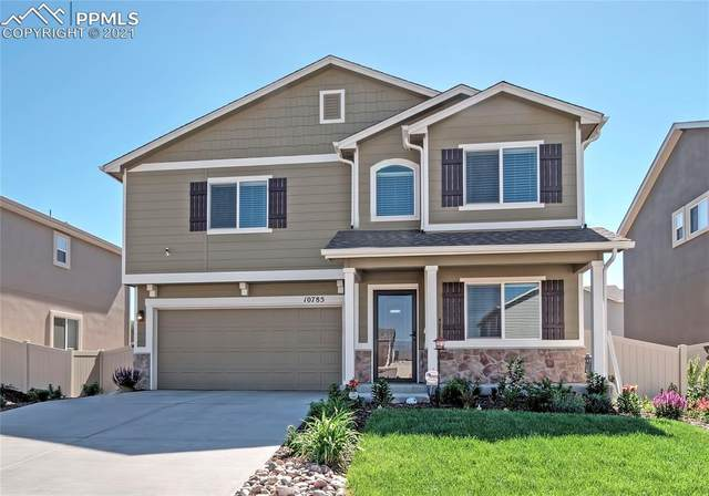 10785 Traders Parkway, Fountain, CO 80817 (#8138199) :: Re/Max Structure