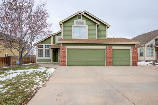 1025 Piros Drive, Colorado Springs, CO 80922 (#8138852) :: The Hunstiger Team