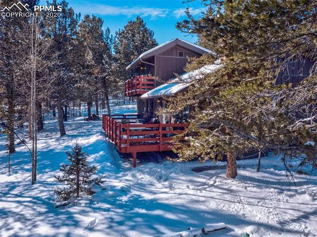 120 Elkhorn Drive, Woodland Park, CO 80863 (#8140104) :: 8z Real Estate