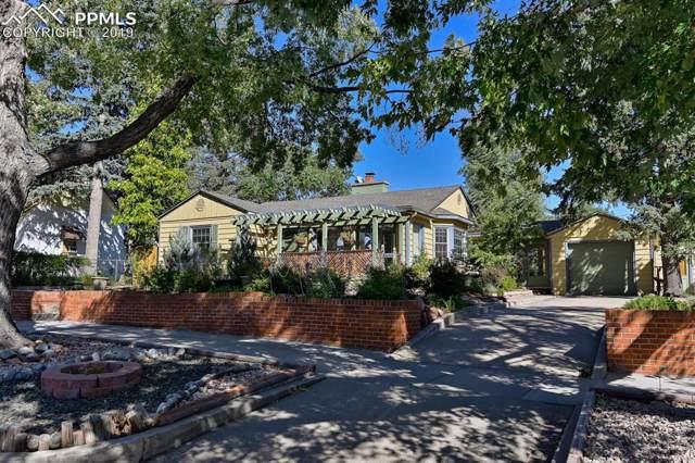 725 Farragut Avenue, Colorado Springs, CO 80909 (#8140130) :: The Kibler Group